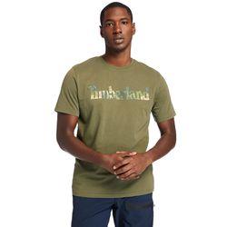 T-shirt Kennebec River À Logo En Foncé Foncé, Taille M - Timberland - Modalova