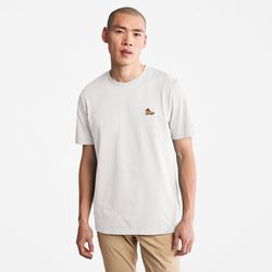 T-shirt À Logo Bottine En , Taille L - Timberland - Modalova
