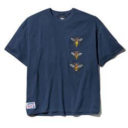 T-shirt Bee Line X ® En Marine, Taille S - Timberland - Modalova