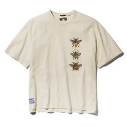T-shirt Bee Line X ® En Beige , Taille L - Timberland - Modalova