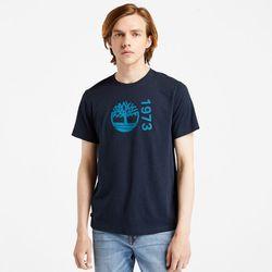 T-shirt Re-confort Ek+ En Marine Marine, Taille L - Timberland - Modalova