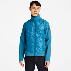 Veste Hybride Softshell En Bleu Sarcelle Bleu Sarcelle, Taille 3XL - Timberland - Modalova