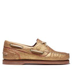 Chaussure Bateau Classique Ek+ En Or Or, Taille 36 - Timberland - Modalova