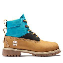 Inch Winter Boot Premium Pour Enfant En /bleu /bleu, Taille 33 - Timberland - Modalova