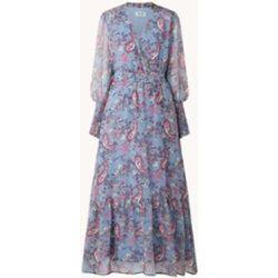 Robe longue Realize à motif cachemire - Liu Jo - Modalova