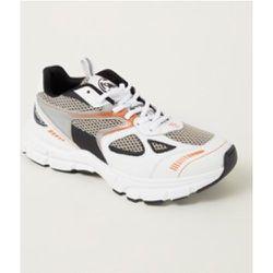 Sneaker Marathon Runner avec détails en cuir de veau - Axel Arigato - Modalova