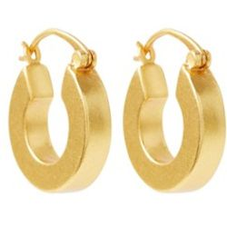 Bagues d'oreilles Virnas plaqué - Mango - Modalova