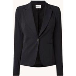 Blazer avec épaulettes et poches passepoilées - Penn & Ink - Modalova