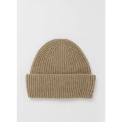 Bonnet en laine finement tricoté - Samsøe & Samsøe - Modalova