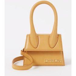Sac à main mini Le Chiquito en cuir avec logo - Jacquemus - Modalova
