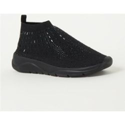 Sneaker Esmeralda avec strass - Dune London - Modalova