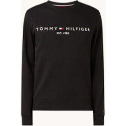 Sweat avec bordure logo - Tommy Hilfiger - Modalova
