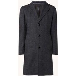 Manteau en laine mélangée avec poches latérales - Strellson - Modalova