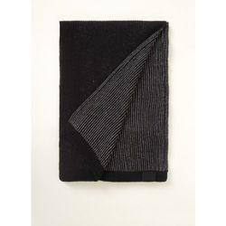 Écharpe finement tricotée en laine mélangée 205 x 30 cm - Liu Jo - Modalova