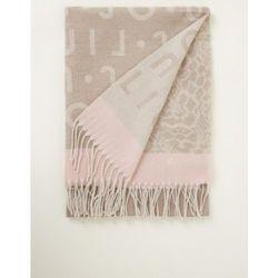 Écharpe à rayures 180 x 30 cm - Liu Jo - Modalova
