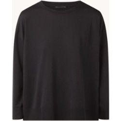 T-shirt à manches longues Gima en lyocell mélangé - drykorn - Modalova
