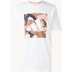 T-shirt à vêtements graphiques Athletics avec imprimé logo - Adidas - Modalova