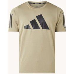 T-shirt d'entraînement avec logo imprimé et Aeroready - Adidas - Modalova