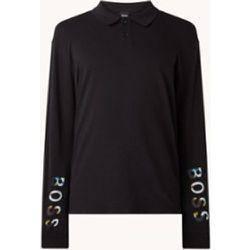 Polo coupe standard en coton piqué avec logo - Hugo Boss - Modalova
