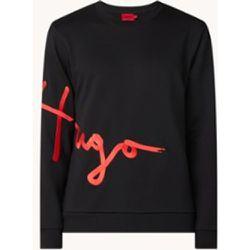 Pull Chris avec logo brodé - Hugo Boss - Modalova
