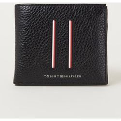 Porte-monnaie Downtown en cuir avec logo - Tommy Hilfiger - Modalova