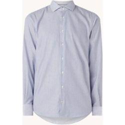Chemise coupe slim à rayures - Tommy Hilfiger - Modalova