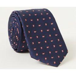 Cravate en soie à motif paisley - Tommy Hilfiger - Modalova