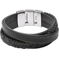 Fossil Bracelet en cuir - Fossil - Modalova