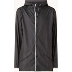 Imperméable avec poches à rabat et capuche - Rains - Modalova