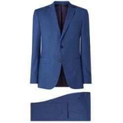 Costume slim fit en laine vierge Novan6/Ben2 - Hugo Boss - Modalova