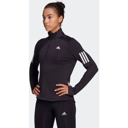 Sweat-shirt Own the Run 1/2 Zip Warm - adidas performance - Modalova