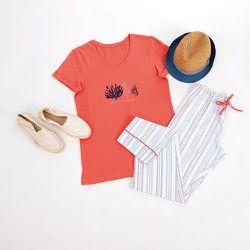 Pyjama en coton Qua - MELISSA BROWN - Modalova