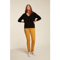 Pantalon slim 5 poches - BURTON OF LONDON - Modalova
