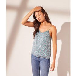 T-shirt à bretelles 2 en 1 - brassière intégrée JOY - ETAM - Modalova