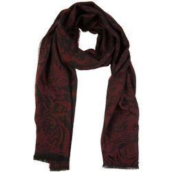Écharpe en laine motif tigre - ATELIER F&B - Modalova