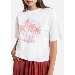 T-shirt manches courtes, imprimé devant - Pepe Jeans - Modalova