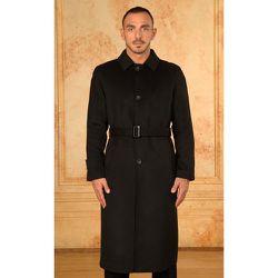 Manteau long en laine et cachemire - BREGAL PELCHAT - Modalova