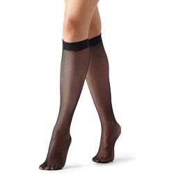 Chaussettes longues résille fine - CALZEDONIA - Modalova