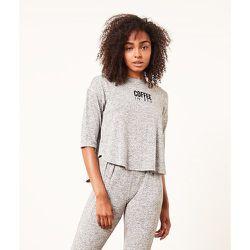 Haut de pyjama T-shirt manches 3/4 CAMILA - ETAM - Modalova