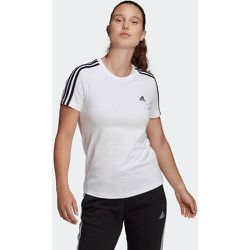 T-shirt LOUNGEWEAR Essentials Slim 3-Stripes - adidas performance - Modalova