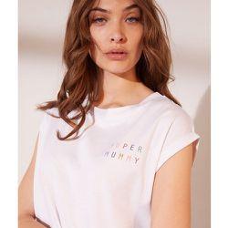 T-shirt 'super mummy' MUM - ETAM - Modalova