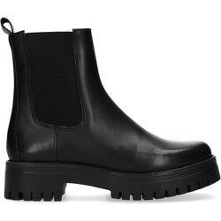 Chelsea boots basses en cuir - SACHA - Modalova