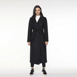 Manteau en laine extra long TOULOUSE - TRENCH AND COAT - Modalova