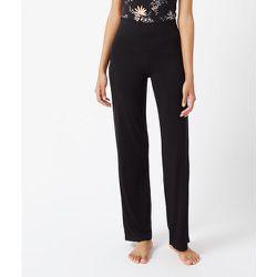 Bas de pyjama pantalon fluide taille haute AMELIA - ETAM - Modalova