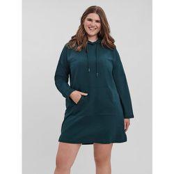 Mini-robe Sweat - Vero Moda Curve - Modalova
