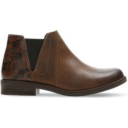 Boots cuir Demi2 Beat - Clarks - Modalova
