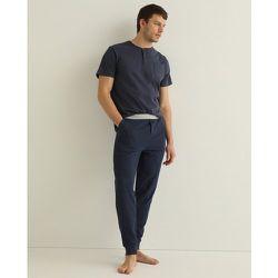 Pantalon de pyjama en maille - DUSTIN - Modalova