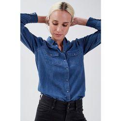 Chemise manches longues - BONOBO - Modalova