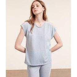 Haut de pyjama t-shirt à  manches courtes WARM DAY - ETAM - Modalova