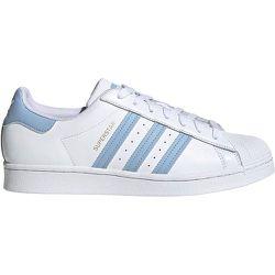 Baskets cuir Superstar - adidas Originals - Modalova